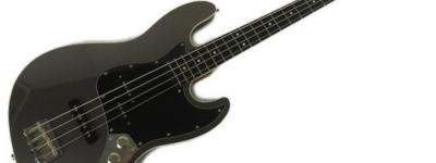 Fender JAPAN AERODYNE JAZZ BASS エレキ ベース ケース 付属
