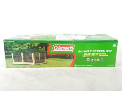 Coleman コールマン スクエアスクリーン 170T5200R キャンプ用品 アウトドア
