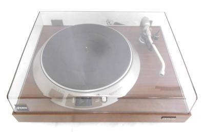 DENON DP-1600 レコードプレーヤー