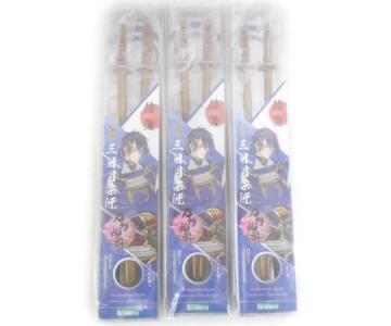 コトブキヤ 刀剣乱舞-ONLINE-×侍箸 三日月宗近 刀掛台型箸置