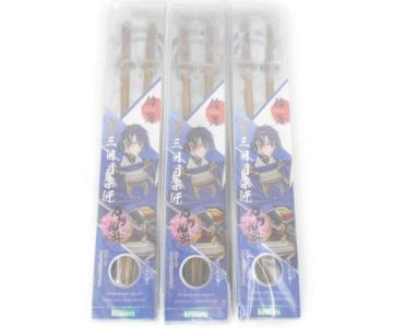 计划群 刀剣乱舞-ONLINE-×侍箸 三日月宗近 刀掛台型箸置