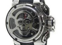 アクアノウティック キング クーダ ロック クロノダイブ メンズ 腕時計 自動巻き