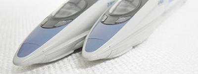 KATO 10-382/384 500系 新幹線 のぞみ 基本増結 9両セット