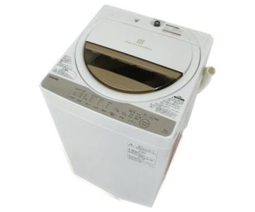 東芝全自動洗濯機 AW-6G5(W)