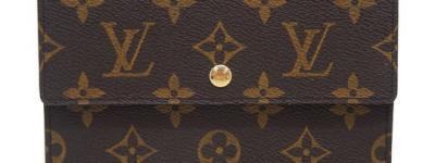 ルイ・ヴィトン LOUIS VUITTON ポルトトレゾール・シェキエ M61200 三つ折財布 モノグラム