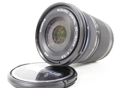 OLYMPUS オリンパス レンズ M.ZUIKO DIGITAL 40-150mm 1:4-5.6 一眼カメラ