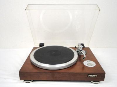 MICRO マイクロ レコードプレーヤーDD-8