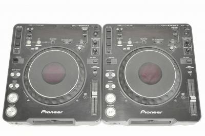 Pioneer パイオニア CDJ-1000MK3 CDJ DJ機器 CDプレーヤー 2台セット