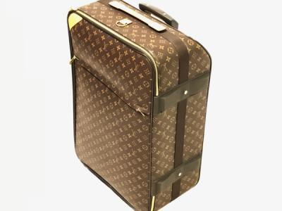 LOUIS VUITTON ルイヴィトン モノグラム ペガス65 M23295 スーツケース キャリーケース