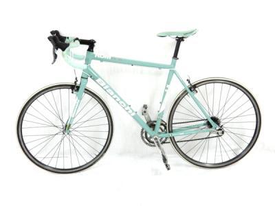 Bianchi ROMA 2 ローマ2 クロスバイク 街乗り便利 570mm 楽