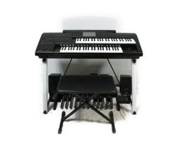 YAMAHA ELC-02 STAGEA エレクトーン 電子ピアノ 直
