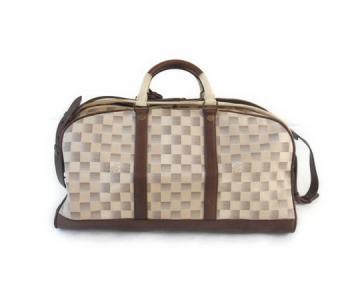 LOUIS VUITTON ルイヴィトン ダミエ アズール 限定コレクションライン キャンバス ボストンバッグ 2WAY ショルダーバッグ 旅行バッグ