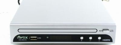 AVOX アヴォックス ADS-480CHS DVDプレーヤー