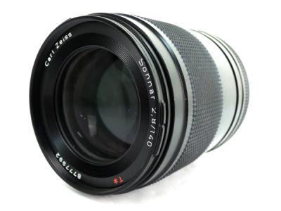 CONTAX Carl Zeiss Sonnar 2.8/140 T* カメラ レンズ