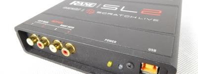 セラート serato Rane レーン スクラッチライブ SL2 DJ機器