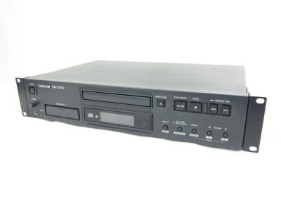 TASCAM 業務用 CDプレーヤー CD-200i 2011年製 音響機器