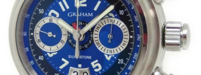 グラハム GRAHAM シルバーストーン GMT 2GSIAS メンズ 自動巻き
