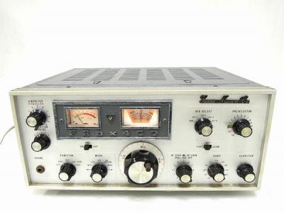 ヤエス 八重洲 FRDX400 HF 受信機 通電のみ