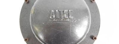 ALTEC 288C スピーカードライバー 24Ω ペア オーディオ 部品