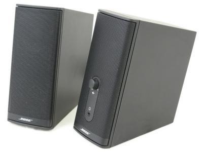 BOSE ボーズ Companion2 series II B マルチメディア スピーカー ブラック