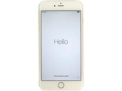 Apple iPhone6 Plus 16GB MGAA2J/A ゴールド 10.3.1