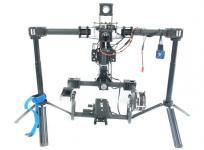 gowe カーボン3軸 ブラシレスジンバル カメラマウント スタビライザー 直