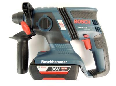 BOSCH GBH36V-ECYJ2 ハンマー ドリル バッテリー式 電動 工具