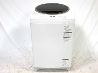 東芝全自動洗濯機 AW-9SD3M(W)