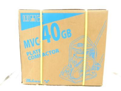 ミカサ プレート コンパクター MVC-40GB