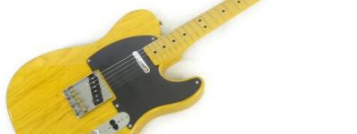 Fender Japan Telecaster deluxe ピックアップ HH エレキギター