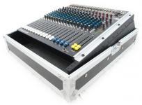 Soundcraft Spirit M12 ミキサー ハードケース付