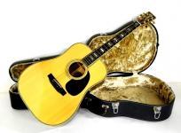 MORRIS W-100 アコギ アコースティック ギター ハカランダ