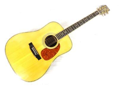 YAMAKI YD-100 アコースティック ギター アコギ ハード ケース 付