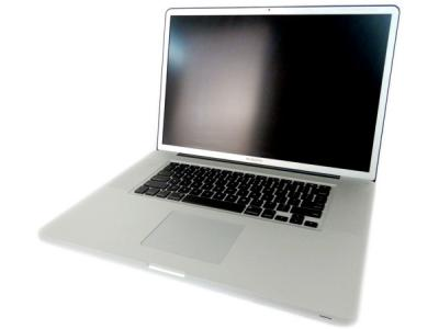 Apple MacBook Pro 17-inch Early 2011 i7 8GB 250GB SSD USキー ノート PC