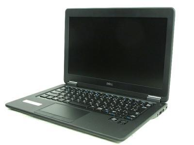 DELL Latitude E7250 ノート PC 12.5型 i3 5010U 2.1GHz 8GB SSD128GB Win10 Pro 64bit