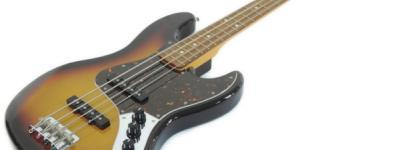 Fender Japan JB62M エレキ ベース ギター フェンダー ジャパン ソフトケース 付属 弦 楽器