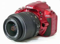 Nikon ニコン D5300 18-55 VRII KIT レッドボディ 一眼レフ レンズキット