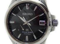 SEIKO グランドセイコー スプリングドライブ パワーリザーブ 9R65-0AG1 SBGA027