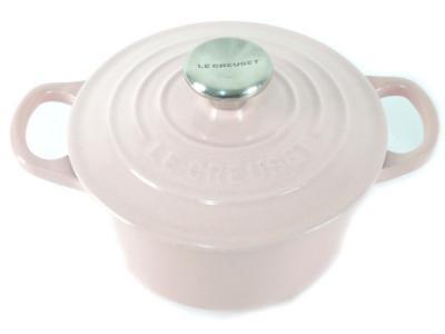 LE CREUSET ル・クルーゼ 鍋 14 フランス 鋳物 ホーロー鍋