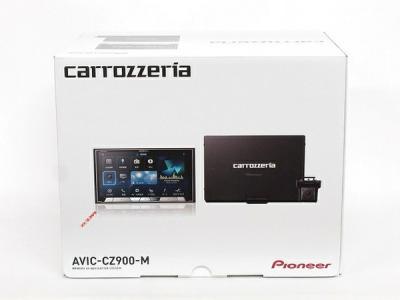 Pioneer パイオニア サイバーナビ carrozzeria AVIC-CZ900-M マルチドライブアシストユニット 同梱版 カーナビ