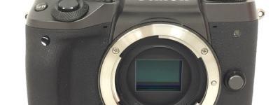 良品 Canon EOS M5 ボディ ブラック ミラーレス 一眼レフ カメラ