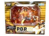 メガハウス POP DX ポートガス D エース ローソン限定品 メタリック バージョン 当選通知付きの買取