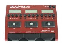 ZOOM ズーム B3n マルチ エフェクター ベース用 器材