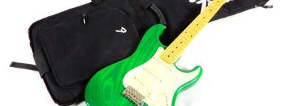 Fender Japan ST57 ASH TRG エレキ ギター ストラトキャスター ケース付