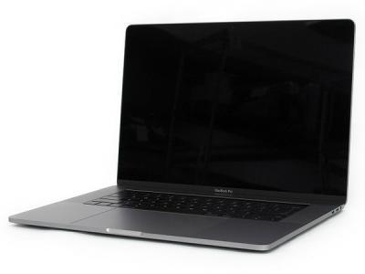 Apple MacBook Pro MLH32J/A ノートPC TouchBar搭載 15.4型 Corei7 16GB SSD:256GB スペースグレイ