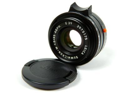 ライカ LEICA SUMMICRON-M 1:2/35 ASPH E39 カメラ レンズ