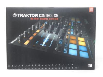 TRAKTOR KONTROL S5 4チャンネル DJコントローラー native instruments
