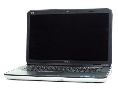 Dell XPS L502X ノート パソコン PC 15.6型 i7 2630QM 2GHz 8GB HDD750GB Win7 Home 64bit GT540M