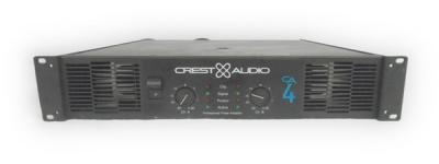 CREST AUDIO CA4 パワーアンプ オーディオ機器 PA機器