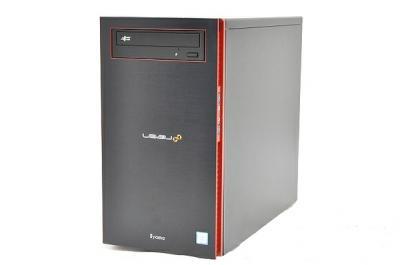 iiyama パソコン工房 LEVEL Infinity Lev-M022-i5-RNSSM ゲーミング デスクトップ パソコン PC i5 7500 3.4GHz 8GB SSD240GB Win10 Home 64bit GTX1060 H110M